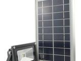 LED太阳能投光灯 太阳能户外投光灯 太阳能充电投光灯 DC12