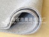 专业供应彩色针刺无纺布化纤毛毡 羊毛毡 化纤毡 吸油毛毡 推广