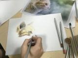 广州高中美术 寒假美术培训 动漫插画 游戏原画培训选名玛雅