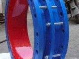 酒泉供应优质三维球墨铸铁伸缩器 钢制伸缩器 管道伸缩器