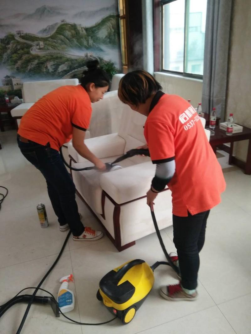 年底家庭保洁,办公地毯沙发清洗,选择启航家政