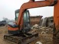 日立 ZX55USR-5A 挖掘机  (个人日立55急转)