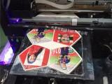 A3uv平板打印机 金属标牌 卡片印刷机 浮雕手机壳