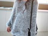 瑞丽女装代理加盟 女装毛衣一件代发 新手指导 10天超长退换货