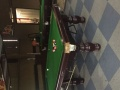 二手星牌老款台球桌处理 新品118-9A台球桌特便宜