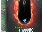 现货雷蛇 地狱狂蛇镜面版 USB有线游戏光电鼠标 游戏鼠标