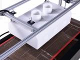 热缩套管收缩设备 半开式烘热缩套管机 烤热缩管机