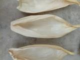 各种粑叶-分别可用于加工冻粑-玉米粑-三角青豆粑的玉米壳