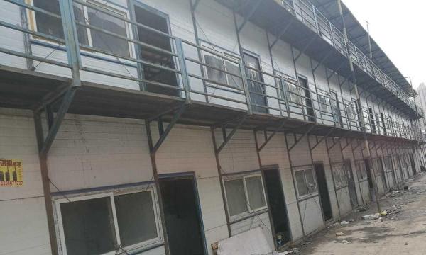 二手彩钢房活动板房出租彩钢房回收彩钢房二楼二手彩钢房二楼