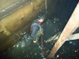 青山区沉淀池清淤设备