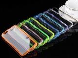 苹果6手机壳 iphone6亚克力透明防刮手机套 TPU二合一保