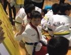 庆祝聚中韩跆拳道华中区比赛争金夺银
