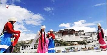 西藏拉萨 林芝 纳木错 青藏铁路双卧十日游