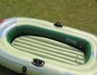 户外充气皮筏艇钓鱼船双人橡皮皮划艇艇配气泵船桨