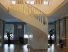 上海品家楼梯地址同城楼梯测量品家楼梯质量旋转木楼梯
