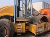 出售二手压路机英格索兰110 徐工18吨 厦工20吨等
