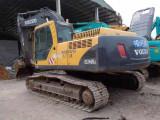 廣州二手挖掘機沃爾沃210小型挖掘機