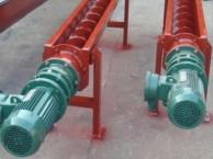 河北沧州泊头重诺机械生产无轴螺旋输送机