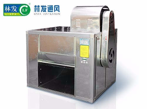 林发介绍厨房通风工程的降噪 减震 防火 安全原则