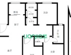 汇宝花园 科技市场旁 大三房 配置齐全 看房方便 拎包入住
