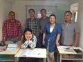 昆明缅甸语培训学校 珮文教育小班培训