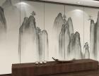 广州艺术背景墙厂家,高端陶瓷背景墙加盟