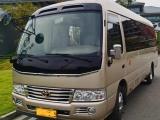 黄石丰田考斯特各种车型包车出租长短途旅游包车