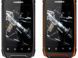 包邮正品悍马H1三防智能双核手机安卓系统超长待机GPS导航雷神