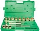 防爆8-32件套盒装套筒及附件 防爆工具厂家直销