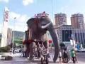 大型活动展览机械大型人气王出租租赁机械大象现货出租价格