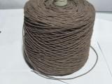 现货供应麻棉蜡绳各种粗细规格商标吊牌麻棉蜡绳按需求定染色