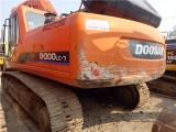 售超值二手斗山150-7 220和225-9挖掘機,包送貨