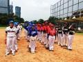 提高凝聚力的团建拓展肯定是棒球啦