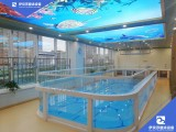 慶陽親子游泳玻璃池