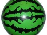 大号22公分西瓜球 儿童玩具球批发 充气球批发 玩具球厂家直销