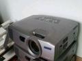日本进口爱普生工程投影机带100寸电动幕布