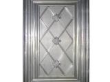 供应门面铝压铸模具、门花模具
