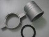 汽油机水泵配件 2寸 3寸铝水泵管接扳手 水泵接头+垫片