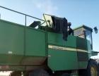 出售二手2010 年约翰迪尔玉米收割机