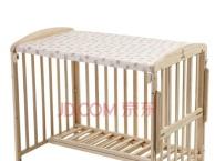 婴儿床品牌小龙哈彼,新西兰实木床