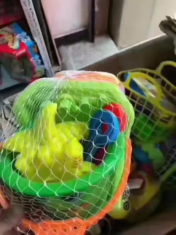 暑假地摊展会最火爆产品 沙滩玩具