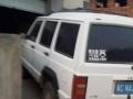 Jeep超级切诺基2001款 2.5 手动 两驱版 三证齐全