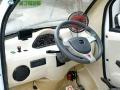 四轮方向盘式电动车