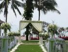 三亚清晰自然最美的草坪婚礼