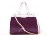 2012 新款LV 路易威登 手提女包 M91616 紫色
