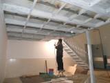 专业阁楼 隔层 钢结构楼梯 ALC板钢结构 钢混钢结构隔层