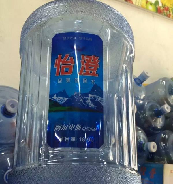 乐百氏桶装水配送阿尔卑斯桶装水配送