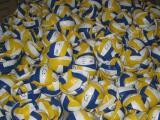 供应2号机缝排球高发泡才料PVC球胆 价格