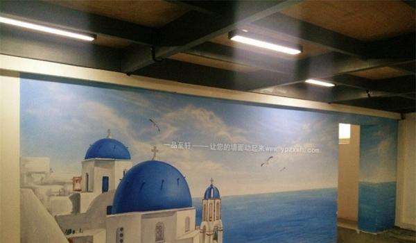 青岛墙绘公司_青岛装修装饰