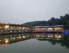 广州休闲问题山庄渔观园,静享休闲惬意味道时光